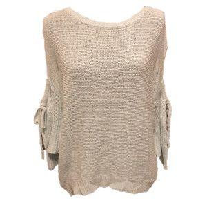 Express   Teal Sweater
